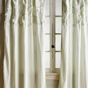 Anthropologie Curtain